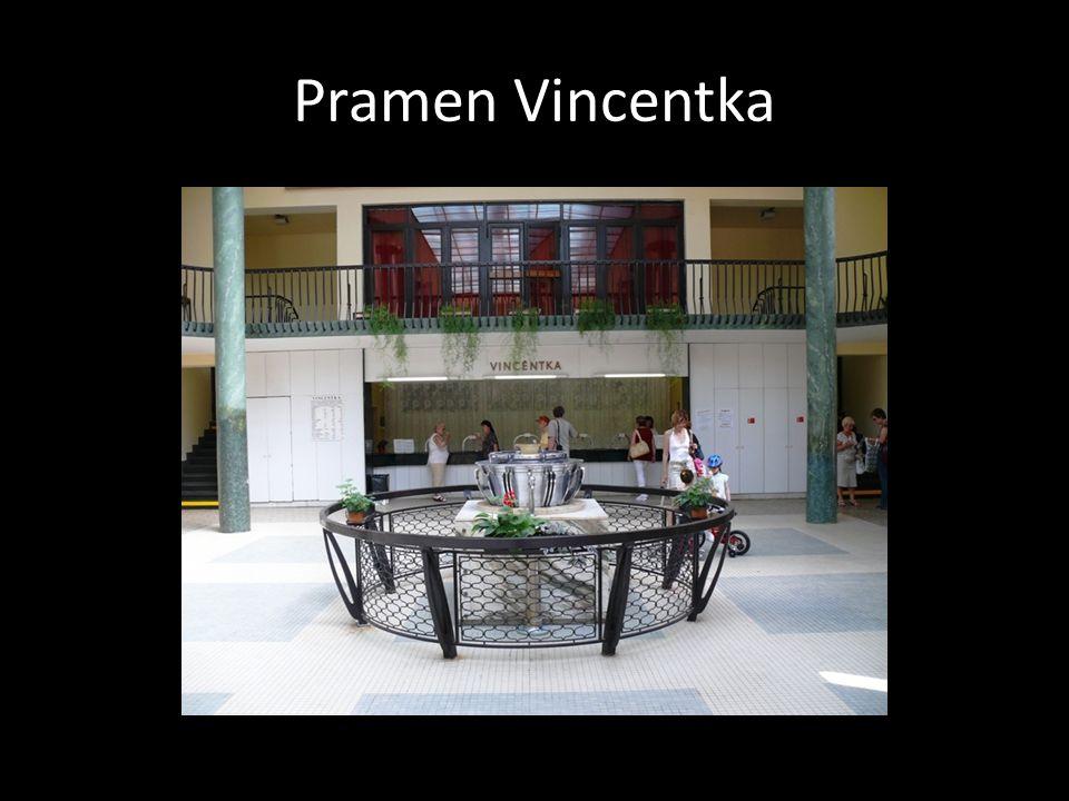 Pramen Vincentka