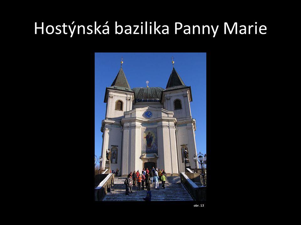 Hostýnská bazilika Panny Marie