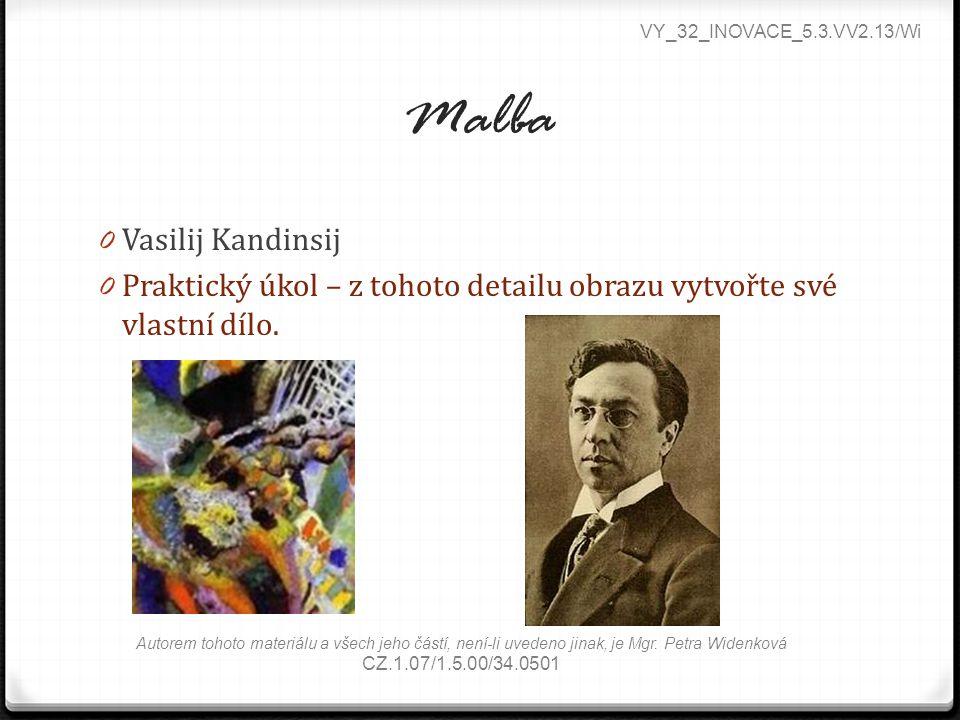 Malba Vasilij Kandinsij