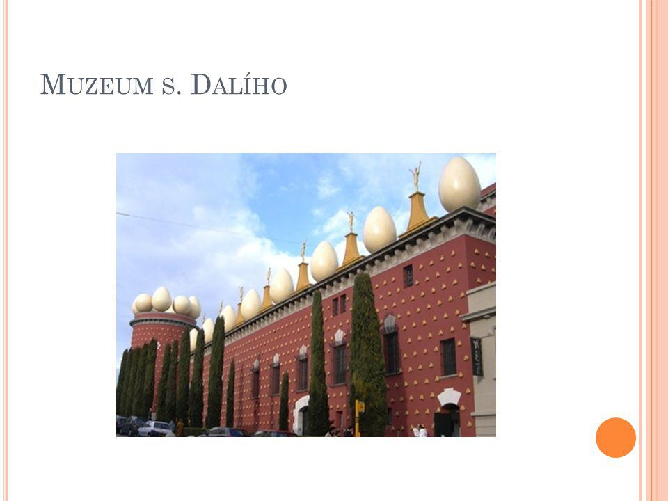 Muzeum s. Dalího