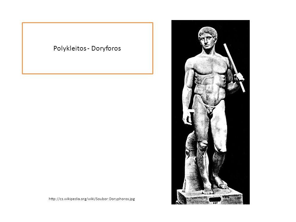 Polykleitos - Doryforos