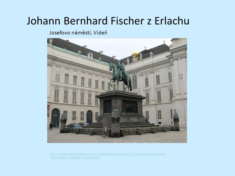Johann Bernhard Fischer z Erlachu