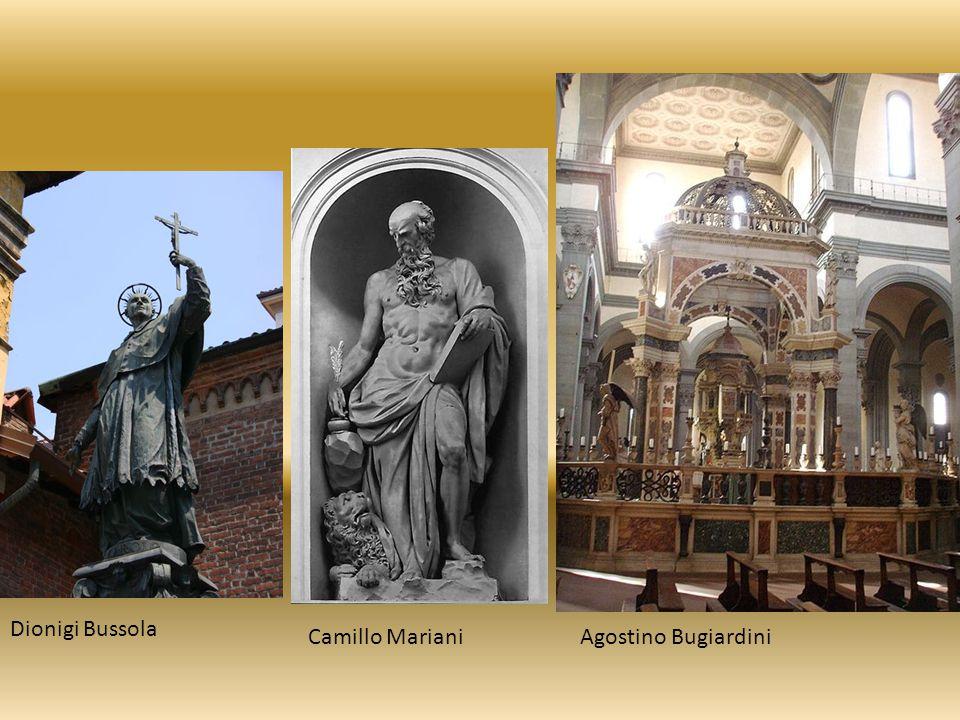 Dionigi Bussola Camillo Mariani Agostino Bugiardini