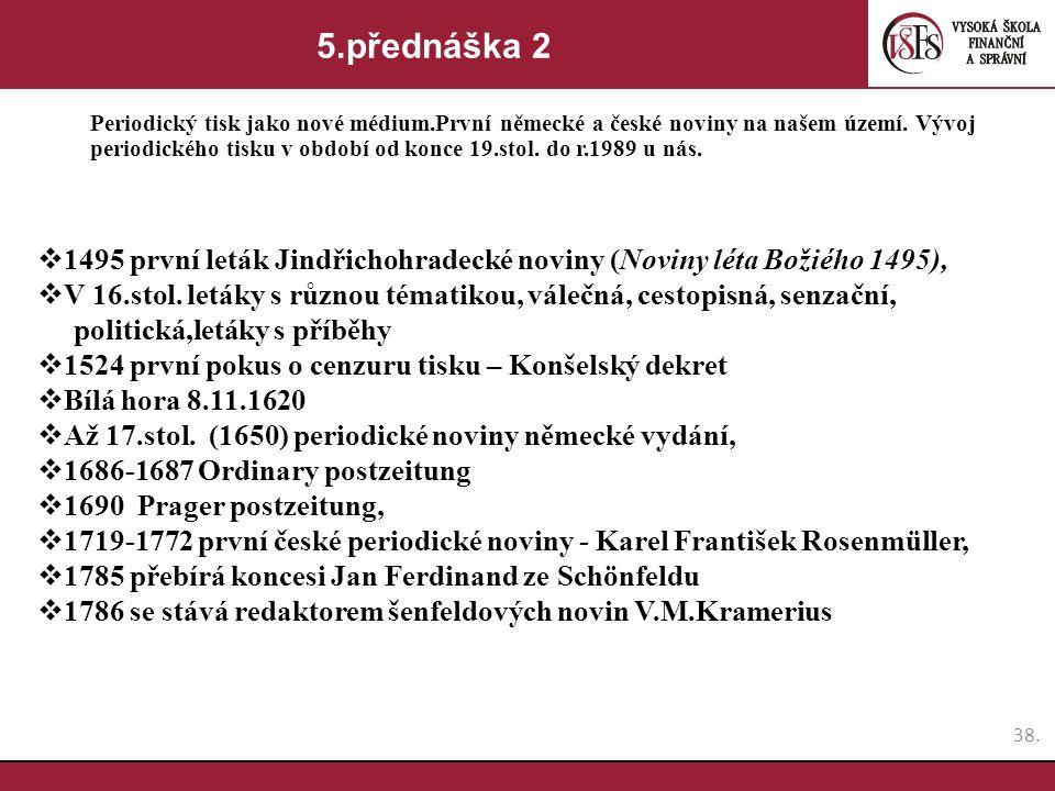 5.přednáška 2