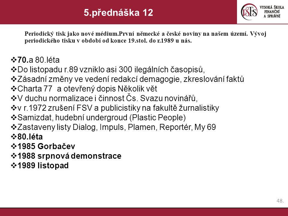 5.přednáška 12