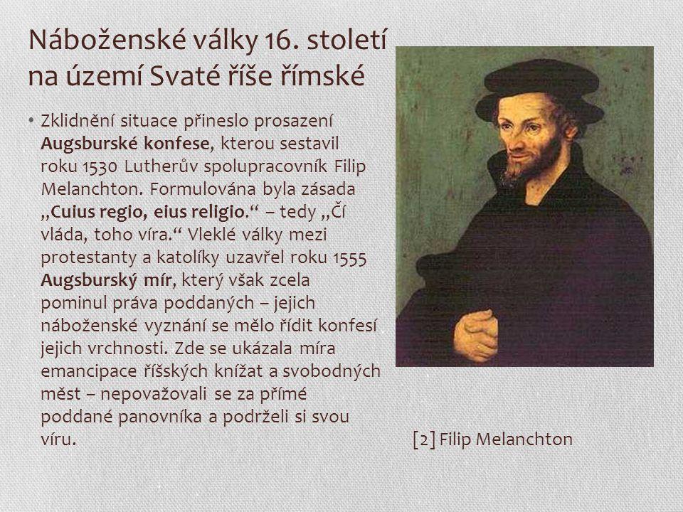 Náboženské války 16. století na území Svaté říše římské
