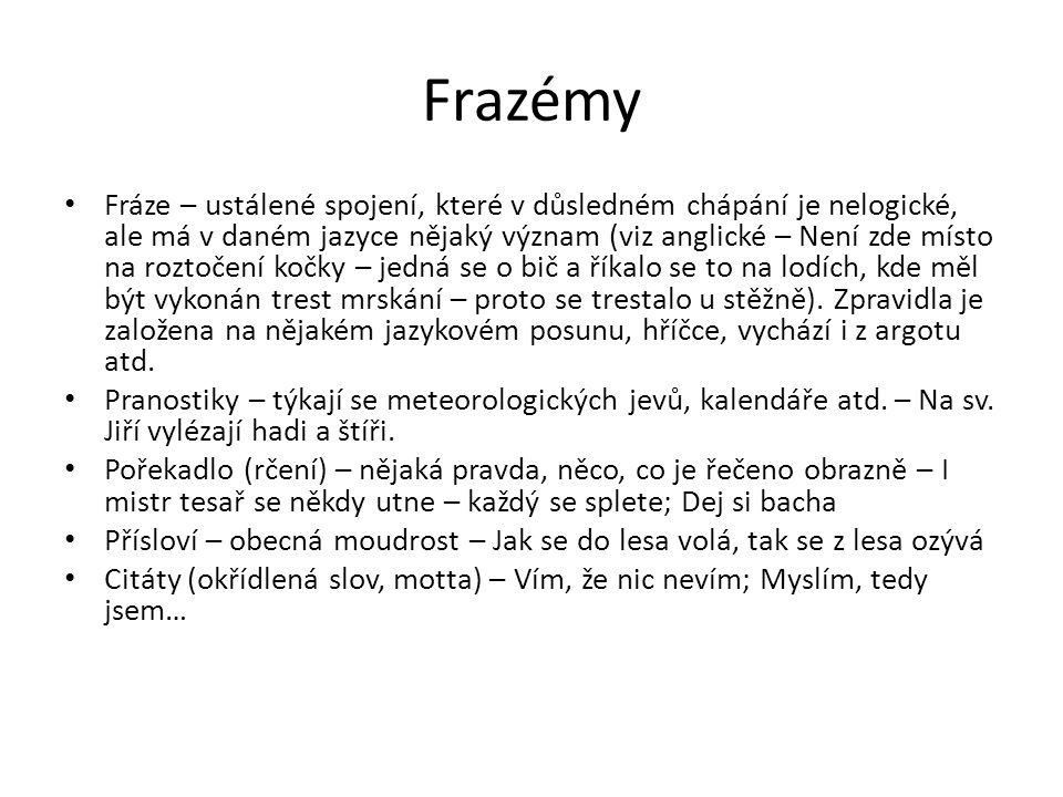 Frazémy