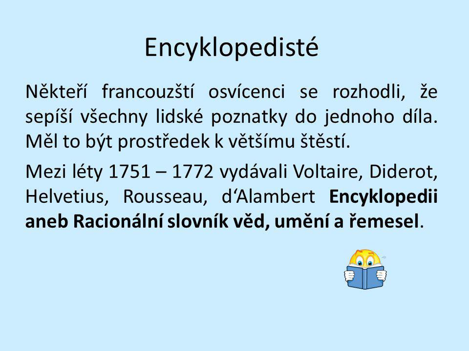 Encyklopedisté