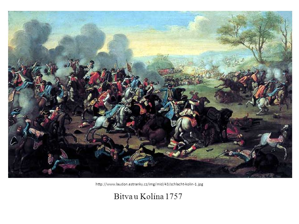 http://www.laudon.estranky.cz/img/mid/43/schlacht-kolin-1.jpg Bitva u Kolína 1757