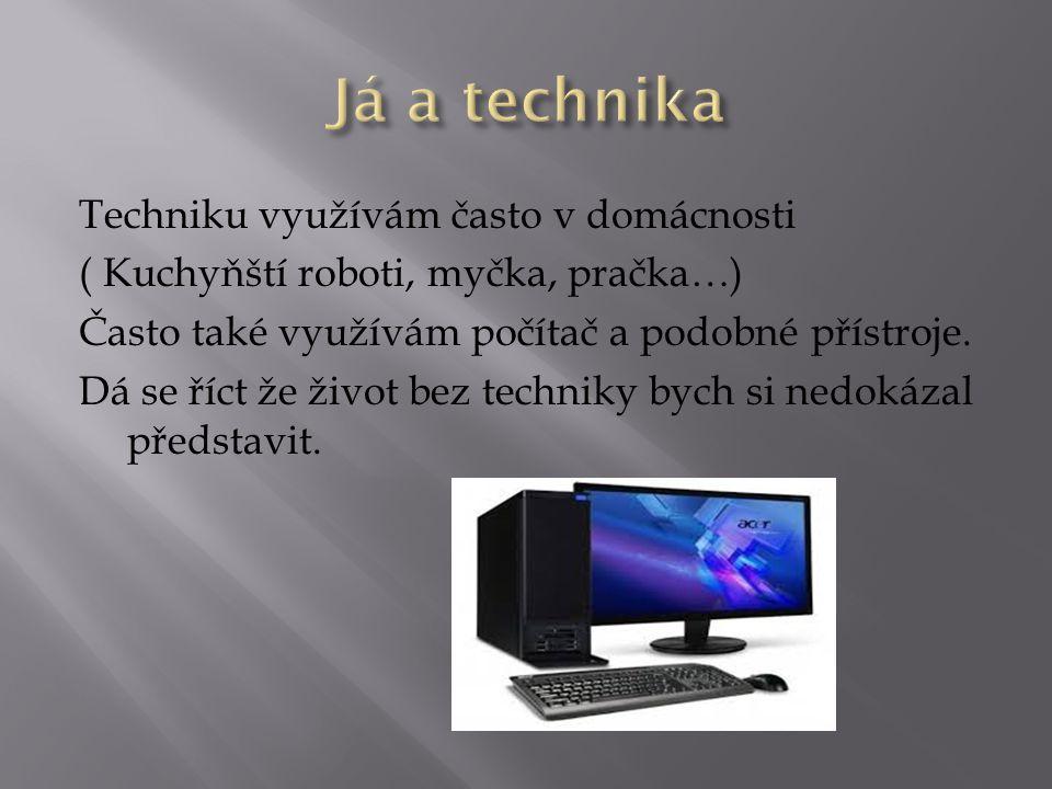 Já a technika