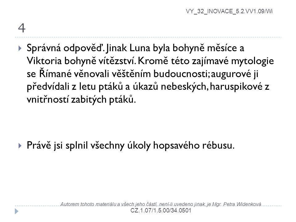 4 VY_32_INOVACE_5.2.VV1.09/Wi.