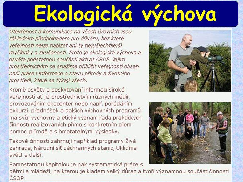 Ekologická výchova
