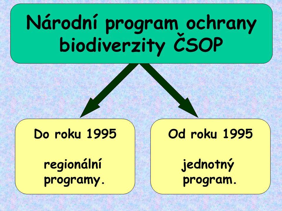 Národní program ochrany