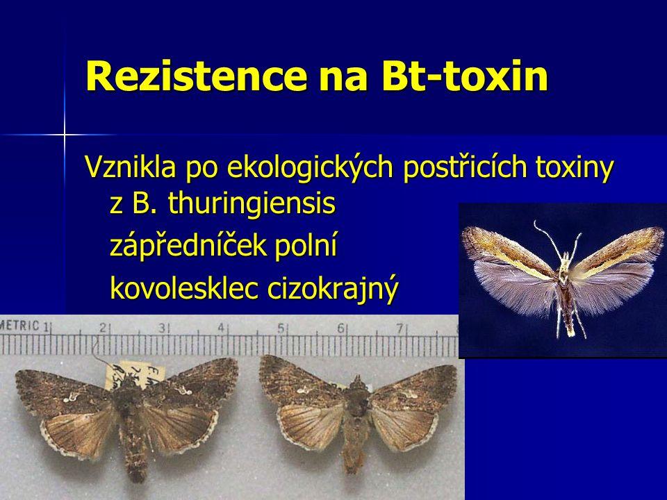 Rezistence na Bt-toxin