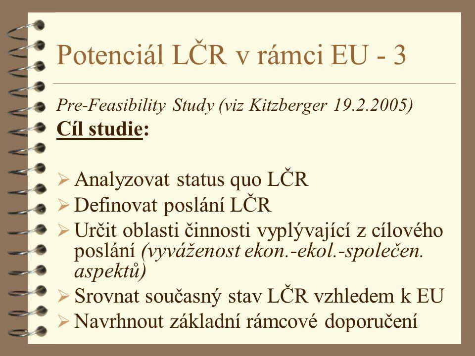 Potenciál LČR v rámci EU - 3