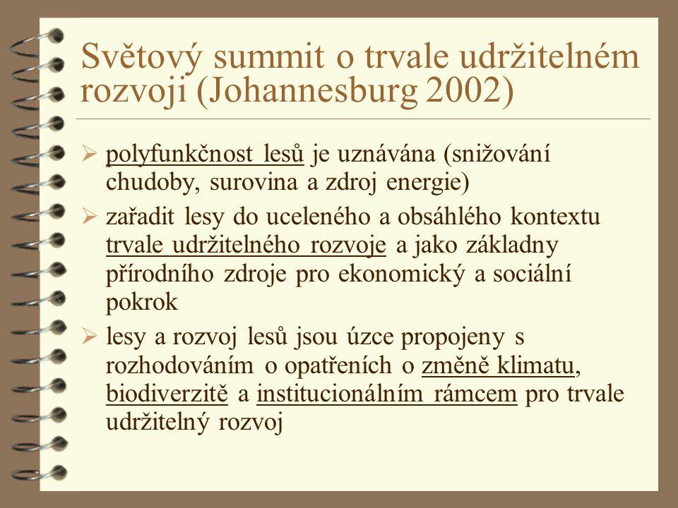 Světový summit o trvale udržitelném rozvoji (Johannesburg 2002)