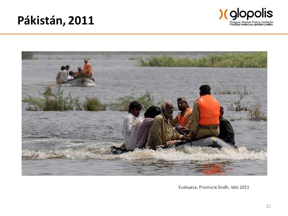 Pákistán, 2011