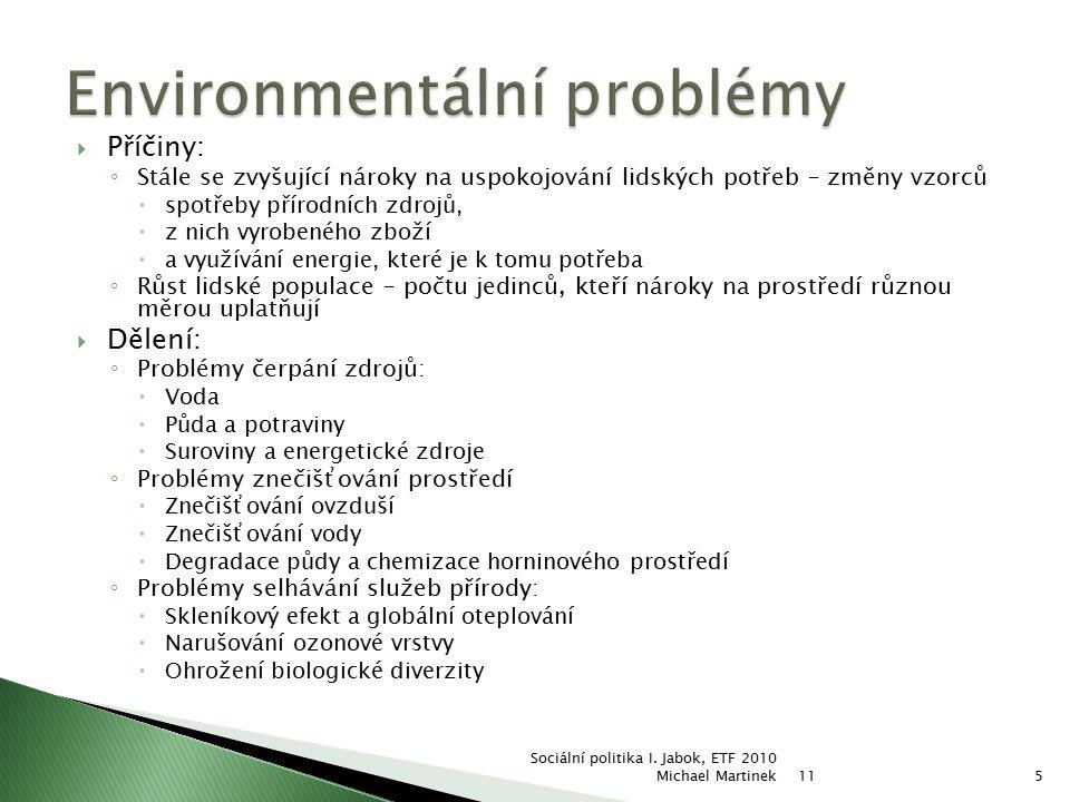Environmentální problémy