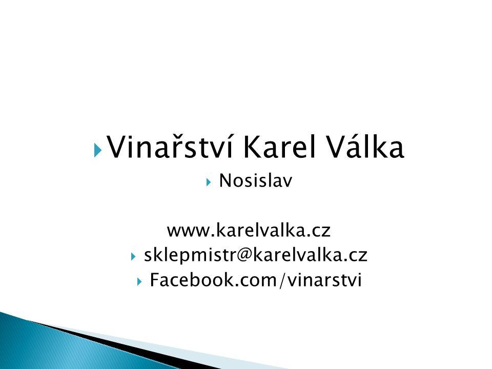 Facebook.com/vinarstvi