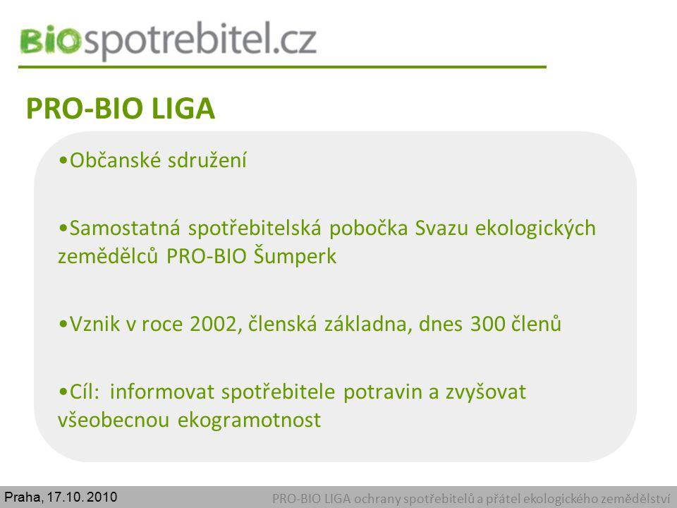 PRO-BIO LIGA Občanské sdružení