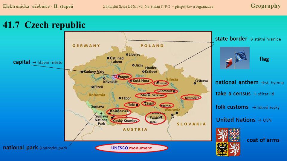 41.7 Czech republic national anthem →st. hymna