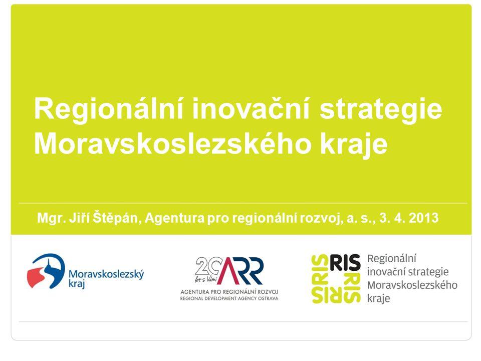 Regionální inovační strategie Moravskoslezského kraje