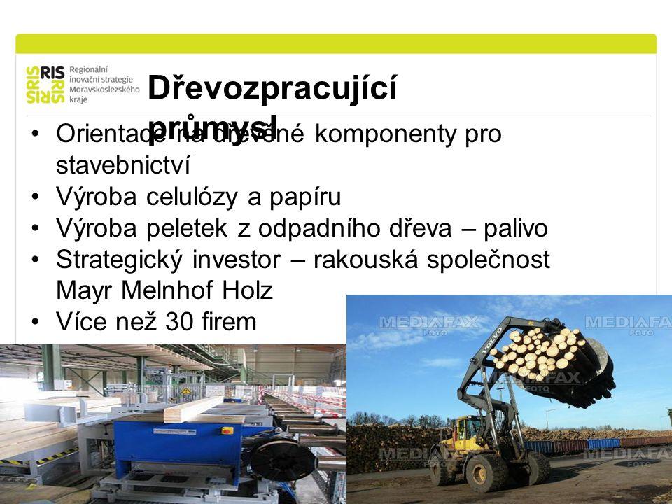 Dřevozpracující průmysl