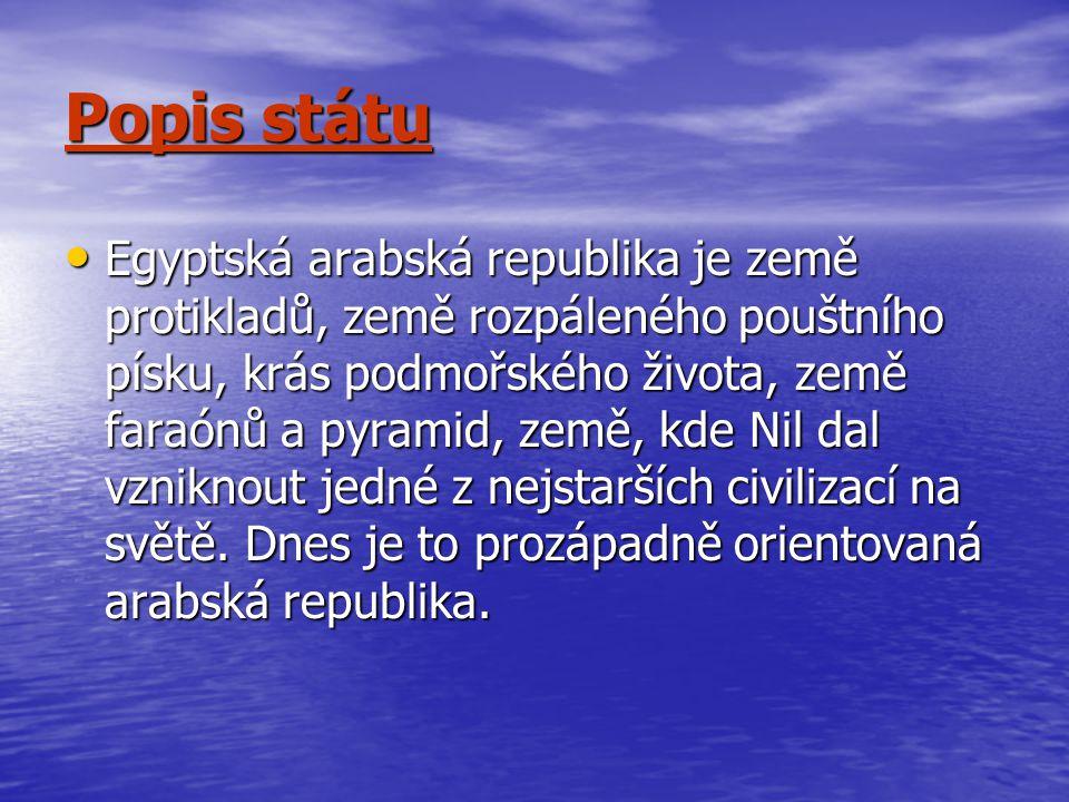 Popis státu