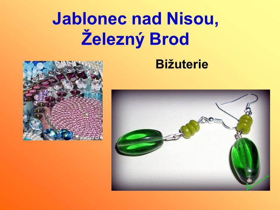 Jablonec nad Nisou, Železný Brod