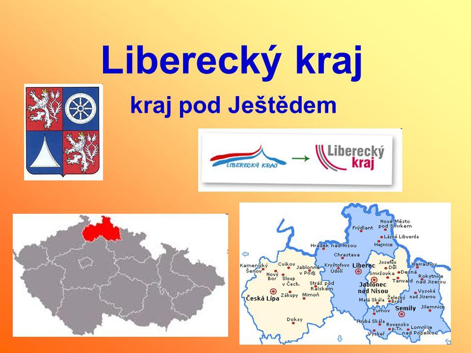 Liberecký kraj kraj pod Ještědem