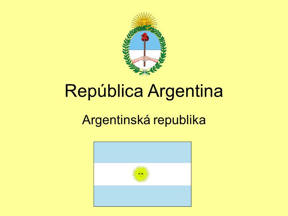 Argentinská republika
