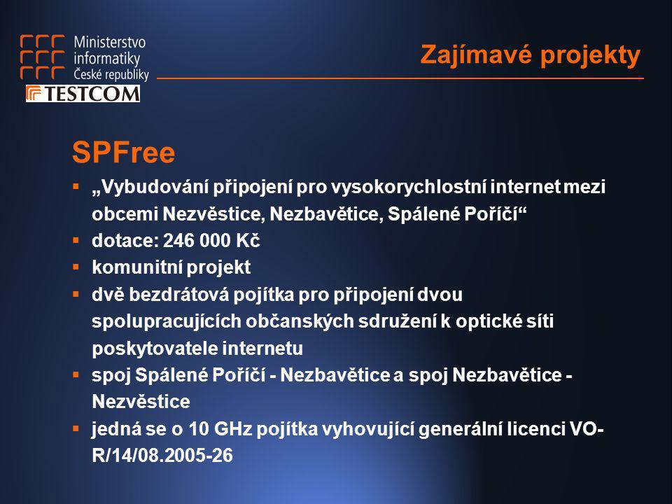 SPFree Zajímavé projekty