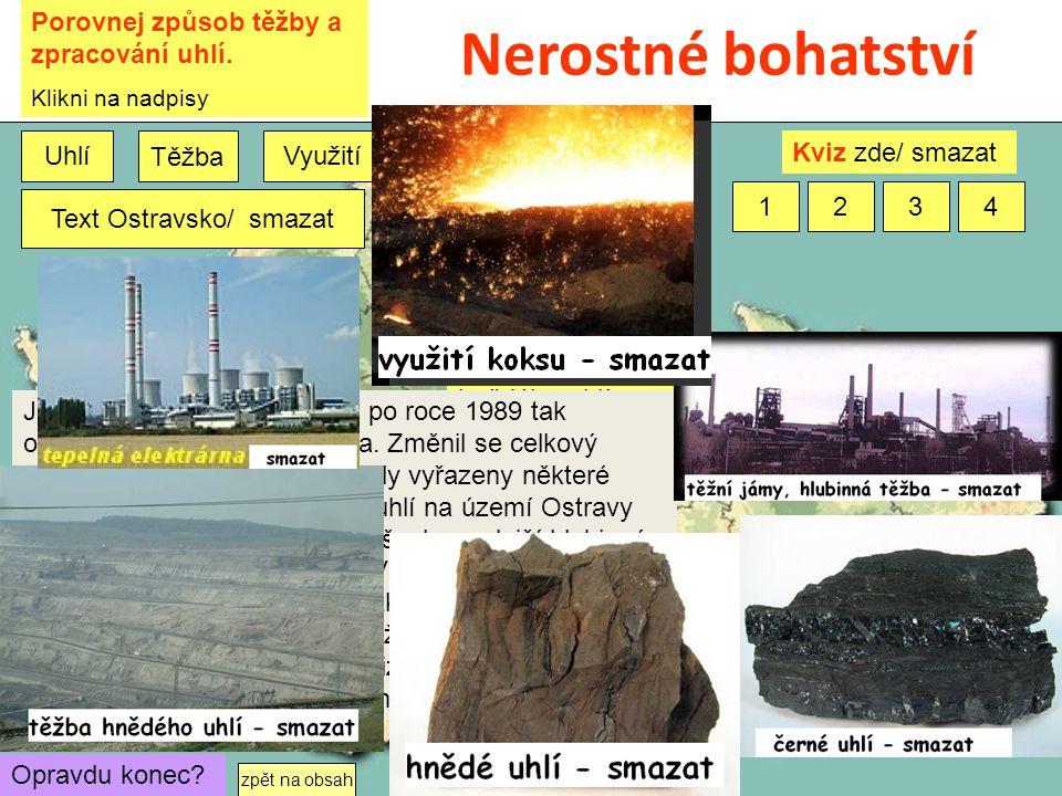 Text Ostravsko/ smazat