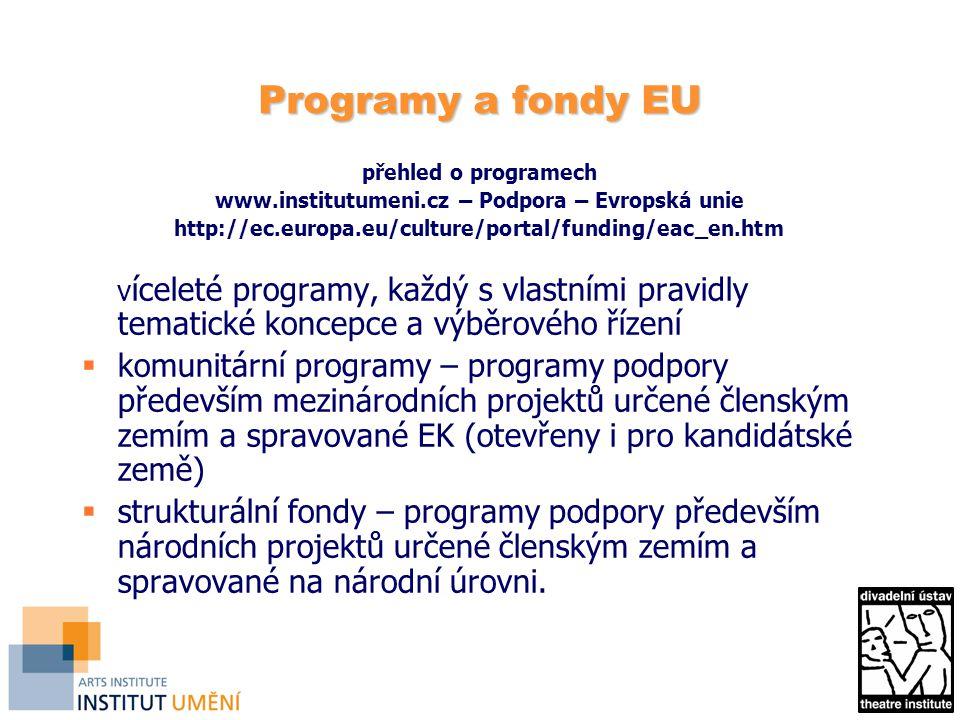 www.institutumeni.cz – Podpora – Evropská unie