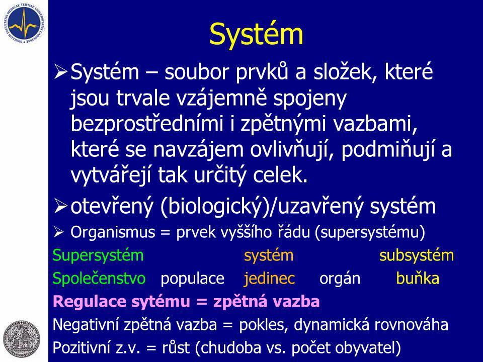 Systém