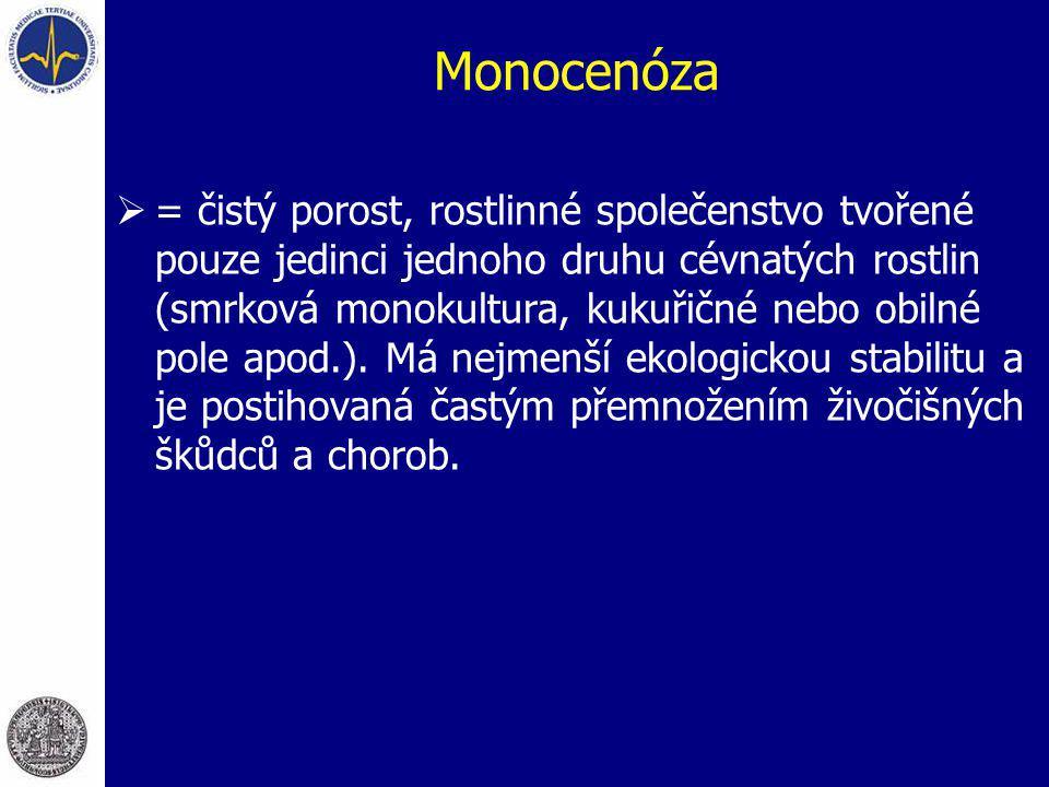 Monocenóza