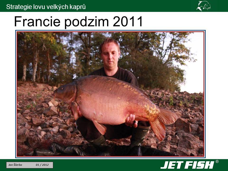 Francie podzim 2011