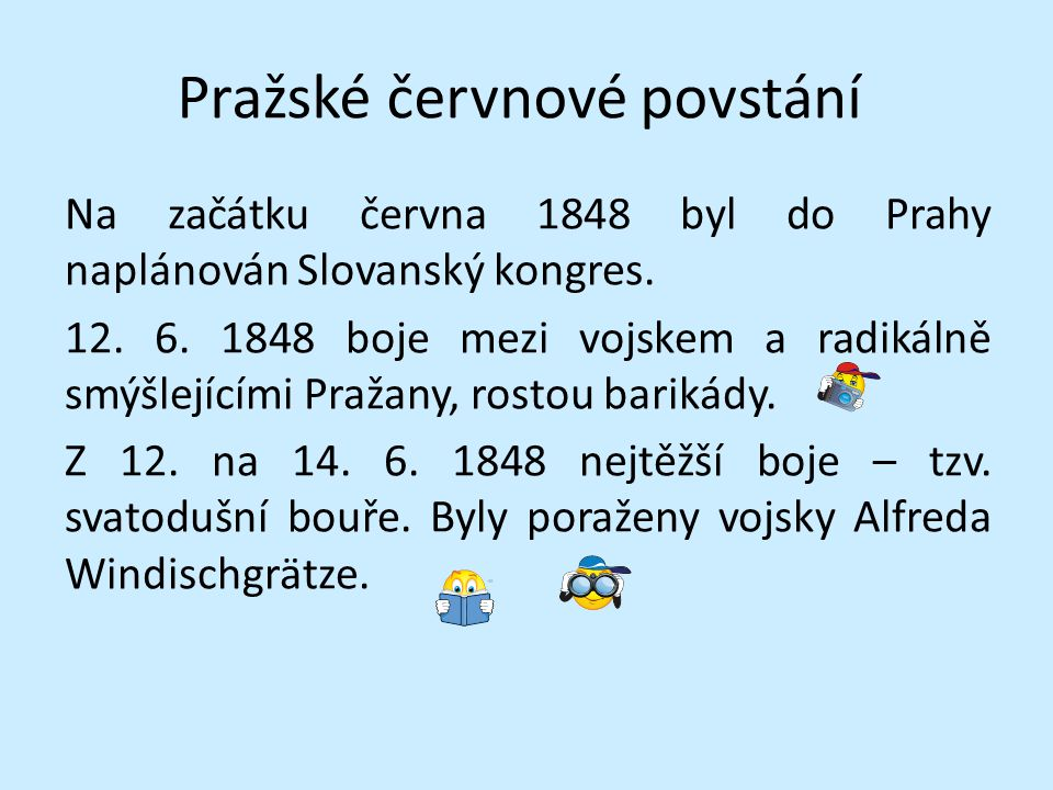 Pražské červnové povstání