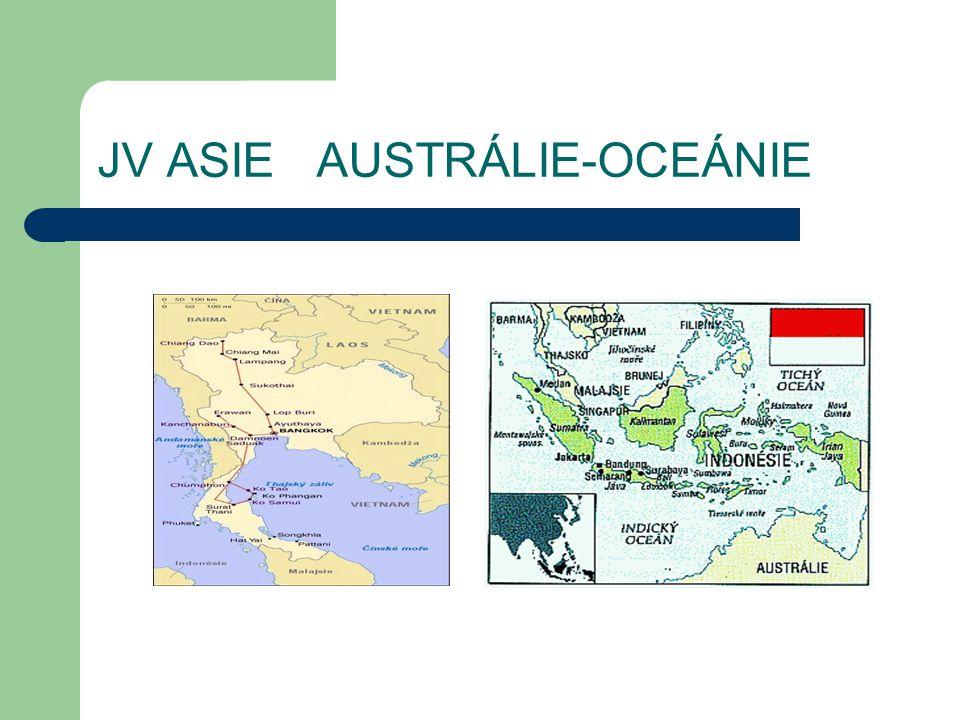 JV ASIE AUSTRÁLIE-OCEÁNIE