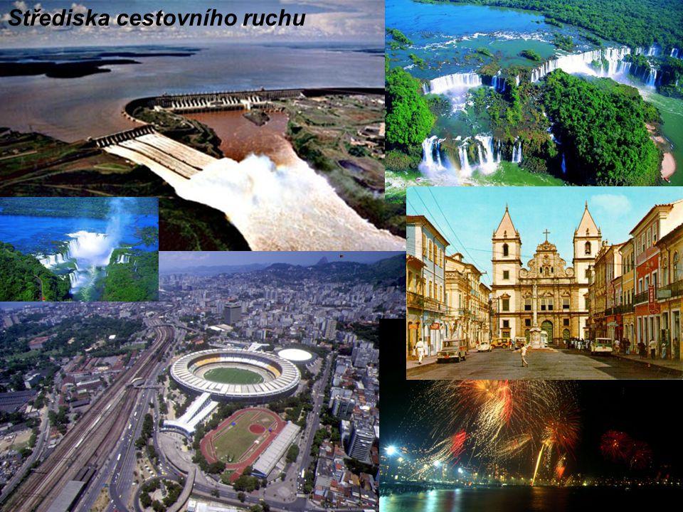 Střediska cestovního ruchu