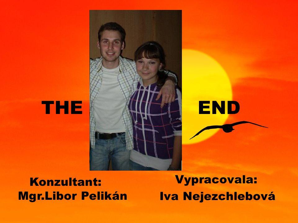 THE END Vypracovala: Iva Nejezchlebová Konzultant: Mgr.Libor Pelikán