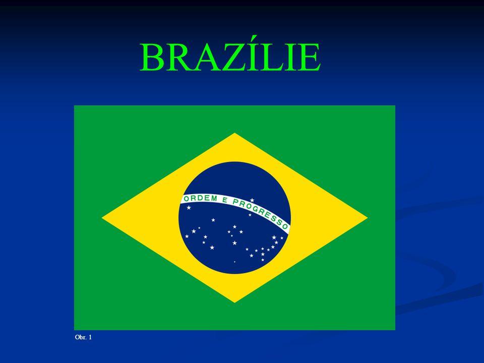 BRAZÍLIE Obr. 1