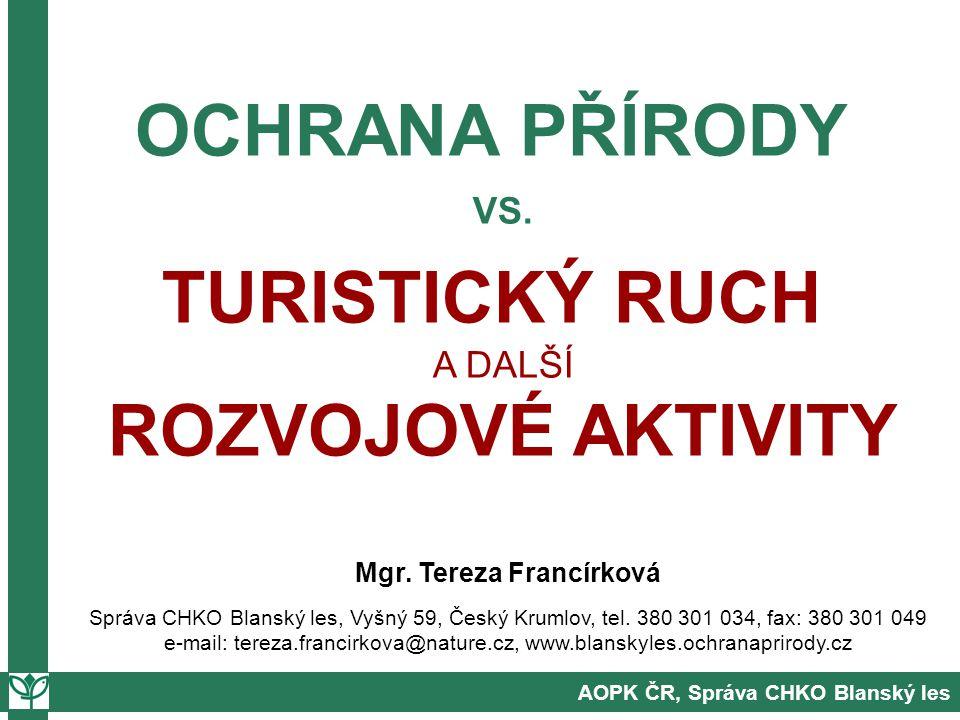 Mgr. Tereza Francírková