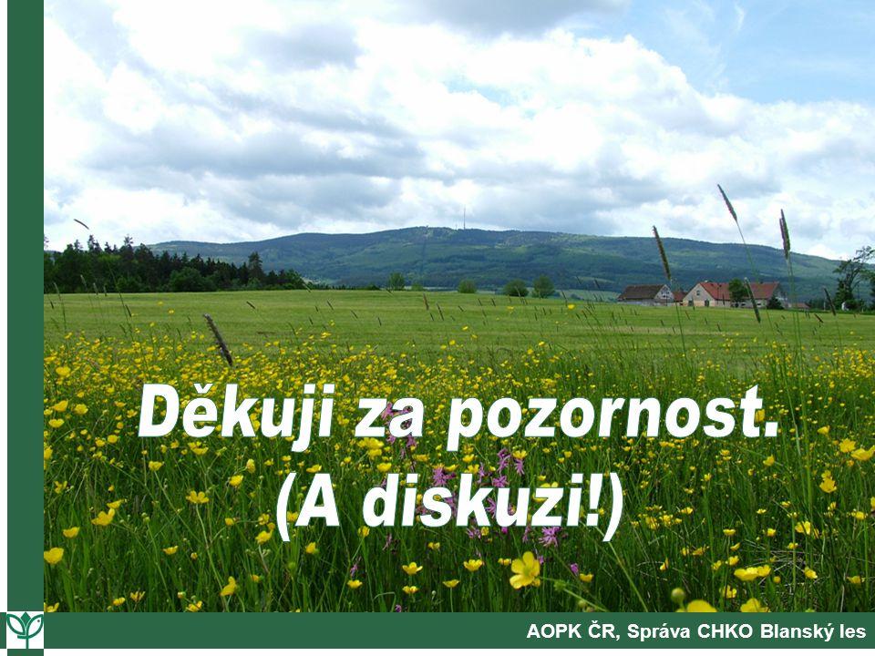 AOPK ČR, Správa CHKO Blanský les