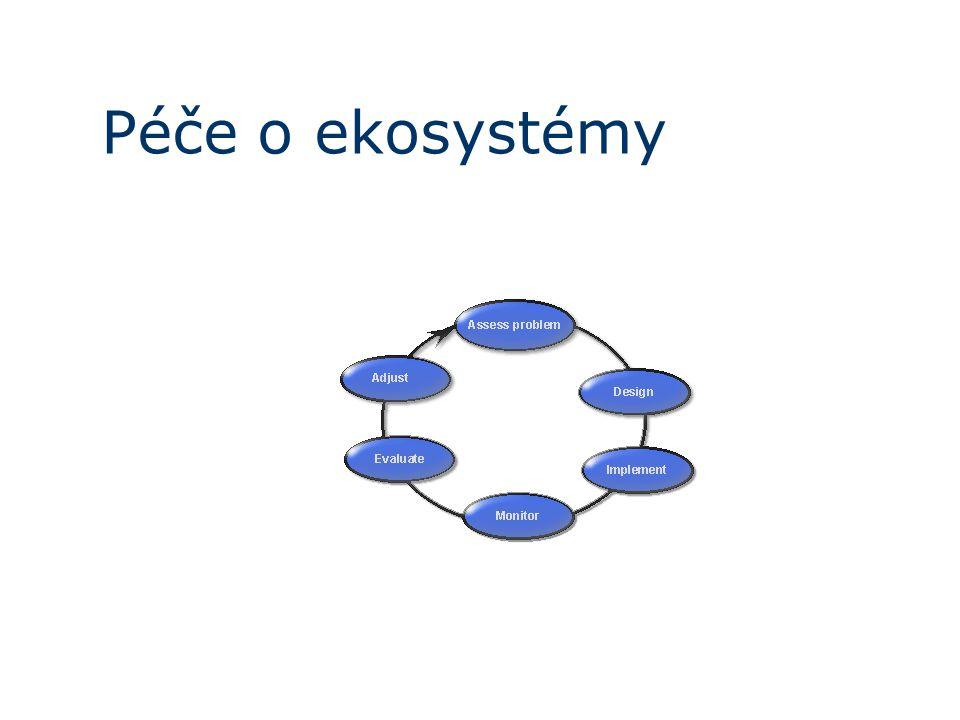 Péče o ekosystémy