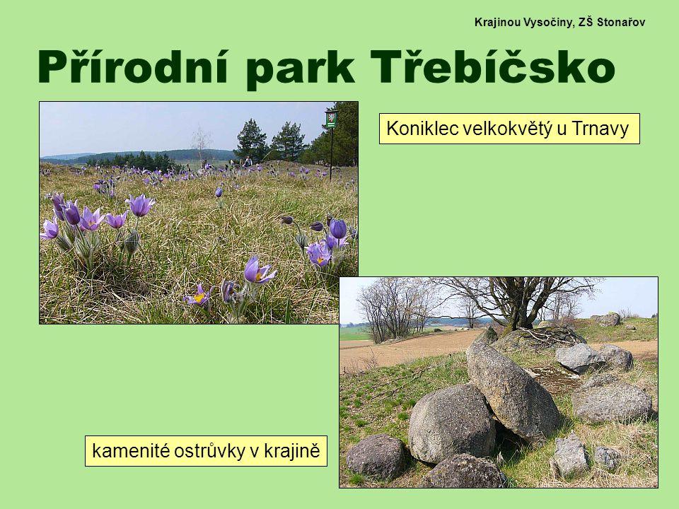 Přírodní park Třebíčsko