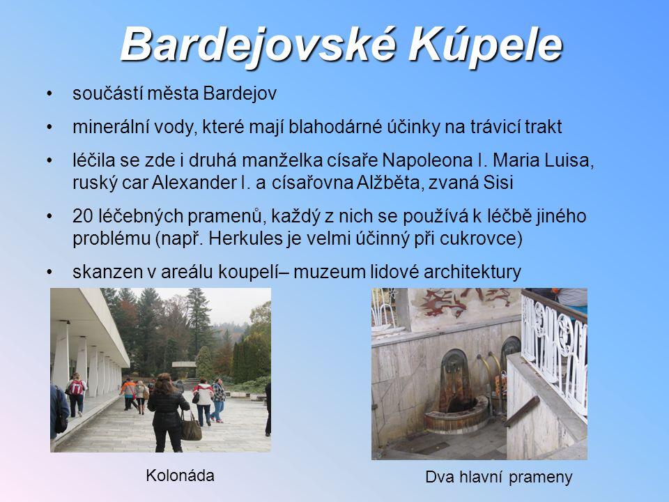 Bardejovské Kúpele součástí města Bardejov