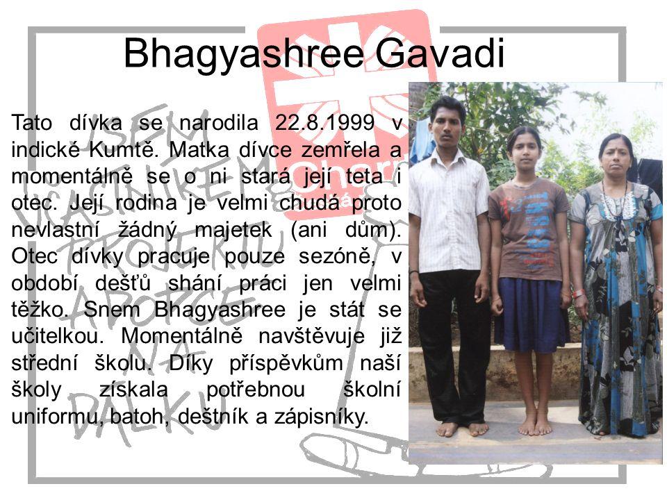 Bhagyashree Gavadi