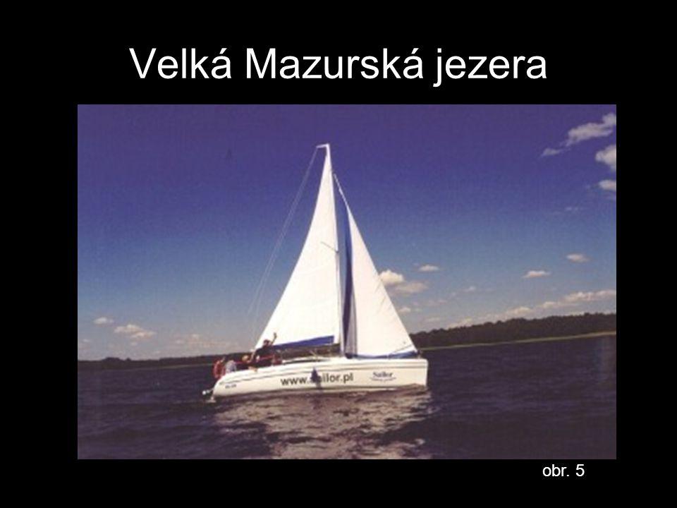 Velká Mazurská jezera obr. 5