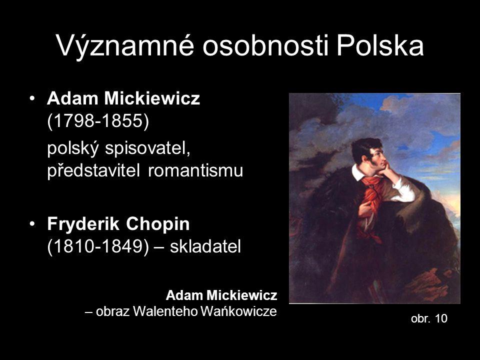 Významné osobnosti Polska